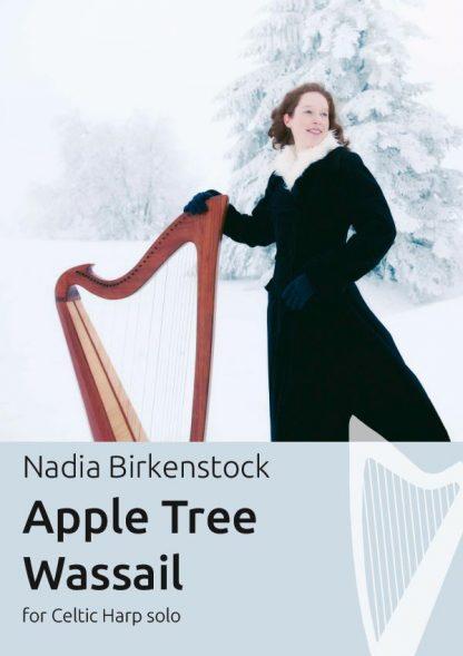 Apple_Tree_Wassail_harp_sheet music