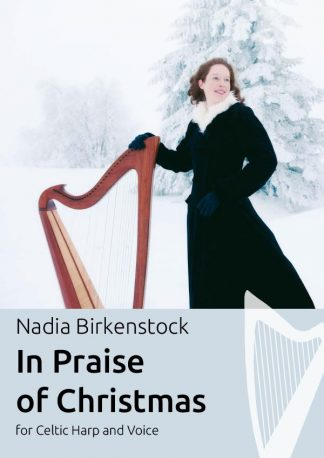 In_Praise_of_Christmas_harp_sheet music
