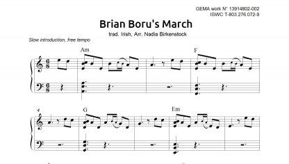 Preview_Brian Boru_sheet music_harp
