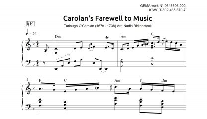 Preview_Carolan's Farewell to Music_sheet music_harp