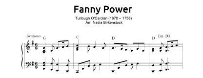 Preview_Fanny Power_sheet music_harp