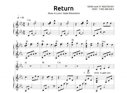 Preview_Return_sheet music_harp