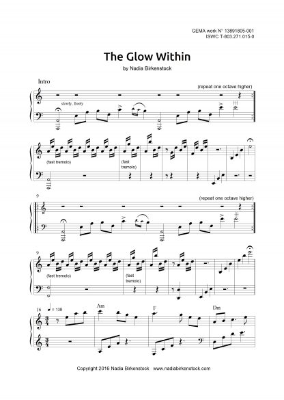 Preview_The Glow Within_sheet music_harp
