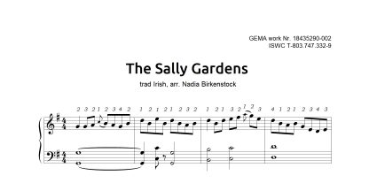 Preview_The Sally Gardens_fingering